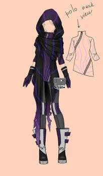 [closed] Auction post apocalypse Outfit 181 by YuiChi-tyan