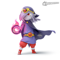 Vaati Smashified Transparent by colossalcake