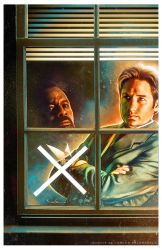 The X-FILES issue 8 by CValenzuela