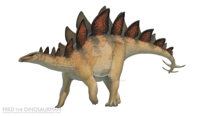 Commission: Stegosaurus