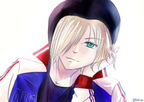 Yurio - Yuri on Ice by KisaSwan