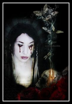 Lady Of The Various Sorrows by DvSKaiNe