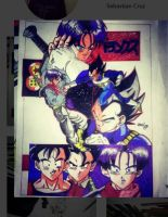 Trunks Saga by sebastianCT7