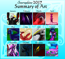 Summary Of Art ~2017 by Seeraphine