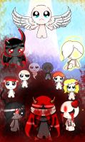 The Binding of Isaac by Judas-Fez