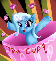 The great and powerful Tea Cup! by Katakiuchi4U