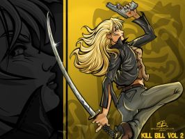Kill Bill wallpaper by bassanimation