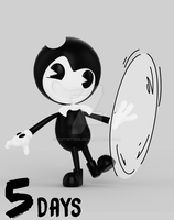 (BATIM)- BendyV6.0 Release - 5Days by CutieTree