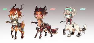 Set Price Adopts - Closed by Nishipu
