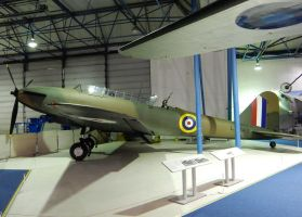 Fairey Battle L5343 by rlkitterman