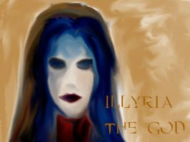 Illyria The God by Angel-fan-club