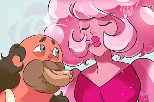 Greg and Pink by PizzaPupperRoni