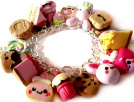 Build Your Own Charm Bracelet by geurge