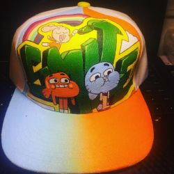 The Amazing World of Gumball SnapBack  by HDKiddo