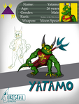 Yatamo by Steve-the-defender