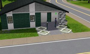 playing Sims 3 by BrandyKoopa92