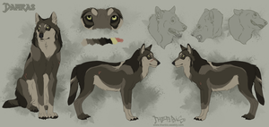 Damras - Adoptable Auction - CLOSED by Therbis