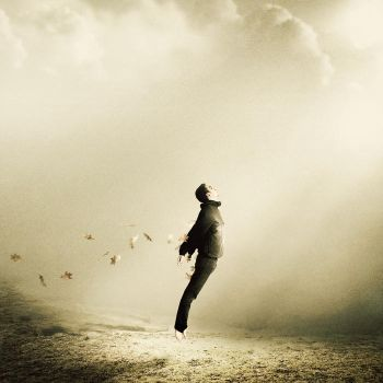 Between Light And Nowhere by MartinStranka