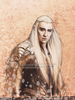 Thranduil Oropherion by LindaMarieAnson