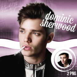 Dominic Sherwood PNG Pack (5) by Nialllovee