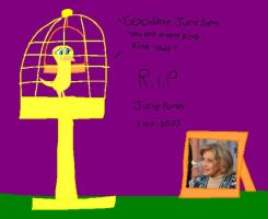 Tweety misses June foray by Beanie122001
