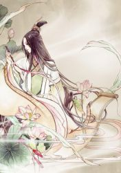 story of qinglian1 by pigwing