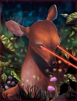 Laser Fawn by sailingsailor