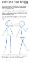 Body and Pose Tutorial by EatDicks