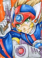 Aceo - Trigger Happy by cross-works