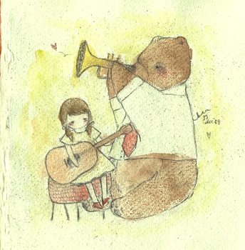 music , by hearte