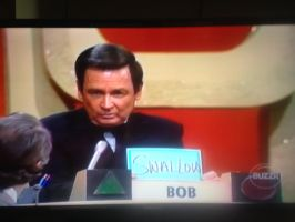 Bob Barker on Match Game 1975 - in a tux?! by dth1971