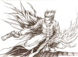 PF: Vash the Stampede by insurrection15