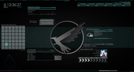 Aquila Version 0.2_BETA by Jefson