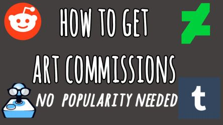 How to get Art Commissions(Video) by Stefania-avr