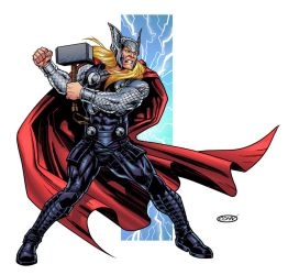 Thor by ScottCohn