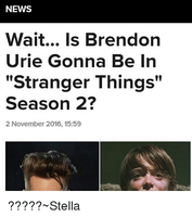News-wait-is-brendon-urie-gonna-be-in-stranger-thi by ToyChiime