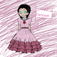 {Design Contest} Fannee by Caring-Soul