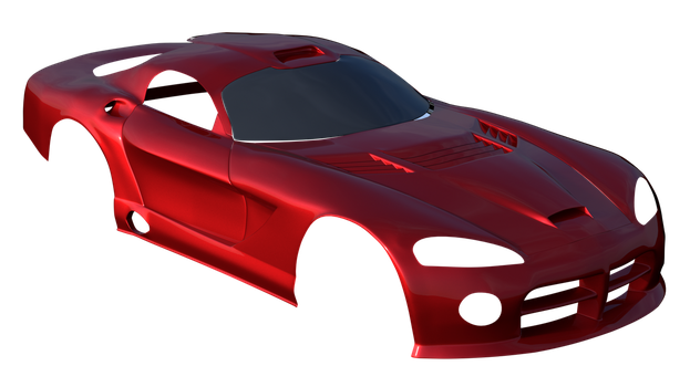 A Dodge WIP by Optimus97