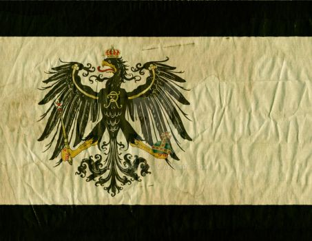 Prussian Flag by hassified