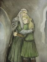 Your mother loved you, Legolas by AnotherStranger-Me