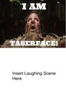 Laughing at Taserface Meme by magmon47