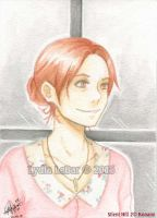 SH2 Watercolor Series_Mary Sunderland by Lilly-Lamb