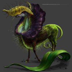 Nepenthes by Lenika86