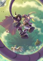Made in abyss by Les-Chats-Nocturnes