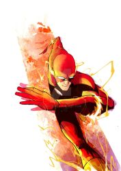 The fastest man alive by SebasP