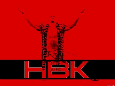 HBK shawn michaels wallpaper by mttbtt87