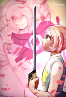 Steven Universe : Pearl [And Rose] by yesterdaybegin