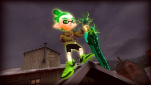 Character Request : Emerald Inkling by Reddit14