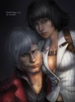 Devil May Cry by COLA0614
