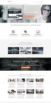 Langwitch Wordpress Theme - Homepage by ait-themes